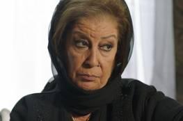 نقابة الفنانين السوريين: وفاة منى واصف شائعة سخيفة ومعيبة