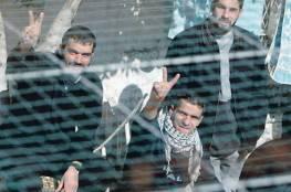 """اللجنة الإعلامية للإضراب: حالات إغماء متتالية بين صفوف الأسرى بـ""""نفحة"""""""