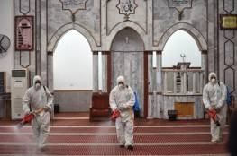 الأوقاف تتحدث عن فتح المساجد في شهر رمضان