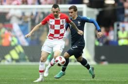 بث مباشر .. نهائي كأس العالم فرنسا وكرواتيا (1/2)