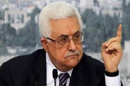 الرئيس عباس: أي قيادي يسيئ للدول العربية سيعرض نفسه للمساءلة