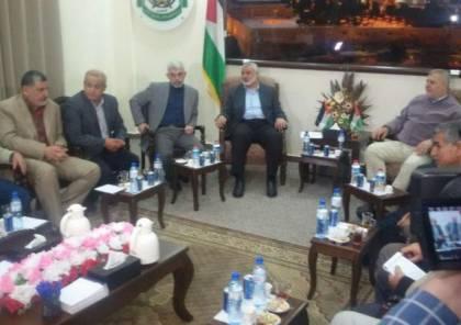 7 فصائل فلسطينية تصدر نداءً مشتركا لدعم جهود إنهاء الانقسام وانجاز المصالحة