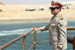 الرئيس المصري يصادق على اتفاقية تيران وصنافير