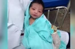 نجاة طفلة بعد دفنها لـ 7 ساعات متواصلة!