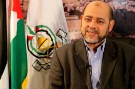 ابو مرزوق : الرد على تشكيل حكومة نتنياهو - غانتس بالوحدة والمقاومة وقطع الارتباط مع العدو
