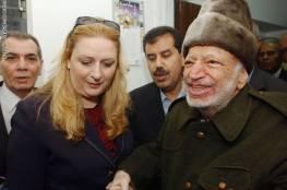حركة فتح توجه رسالة إلى سهى عرفات بشأن تصريحاتها الاخيرة