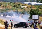 5 إصابات خلال قمع جيش الاحتلال لمسيرة ضد الاستيطان شرق رام الله