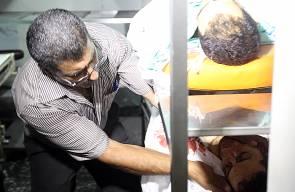 شهداء أحداث مخيم قلنديا