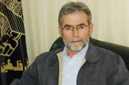 النخالة: تطبيع العرب للعلاقات مع اسرائيل تهديد حقيقي للقضية الفلسطينية