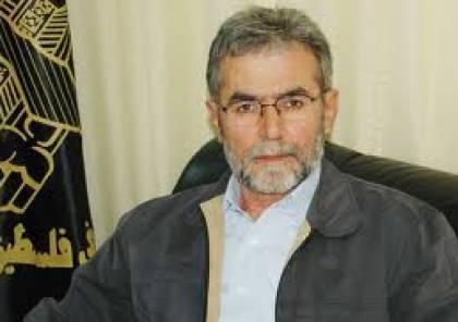زياد النخالة : اسرائيل هي من قتلت الشهيد ياسر عرفات