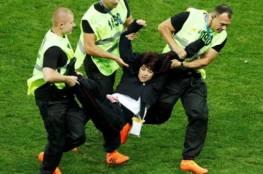 السجن 15 يومًا لمقتحمي مباراة نهائي كأس العالم
