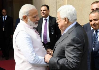 خلال استقباله رئيس الوزراء الهندي.. الرئيس: لم نرفض المفاوضات وكنا وما زلنا على الاستعداد لها