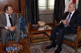 """لبنان: جبران باسيل يصف نبيه بري بـ""""البلطجي"""" ـ ( فيديو)"""