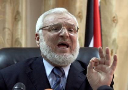 """الاحتلال يقرر الافراج عن عن رئيس المجلس التشريعي """"عزيز دويك"""""""