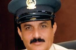 """وفاة قائد شرطة دبي """"خميس مطر المزينة""""إثر أزمة قلبية"""