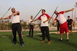 منتخب ألعاب القوى يواصل استعداداته للمشاركات الخارجية