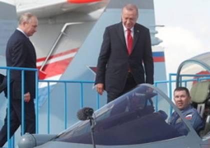 موسكو :إذا أسقط أردوغان طائرة روسية فسيُضرب على جميع الجبهات