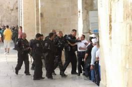 قاسم : اعتقال حراس الأقصى استمرار للعدوان الصهيوني المفتوح على مقدساتنا