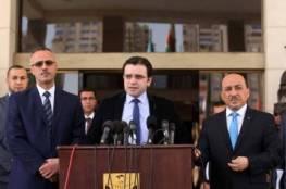الوزير بسيسو يصل اليوم قطاع غزة وأبو عمرو الجمعة