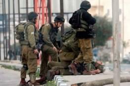 إصابة جندي إسرائيلي بجراح طفيفة جراء رشقه بالحجارة غرب رام الله