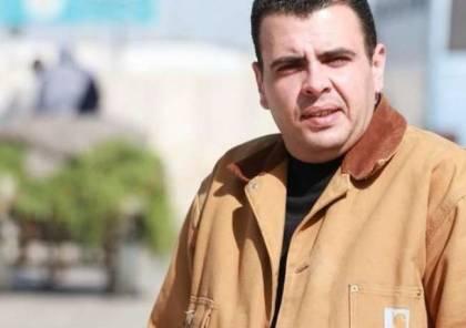 الافراج عن الصحفي فؤاد جرادة مراسل تلفزيون فلسطين