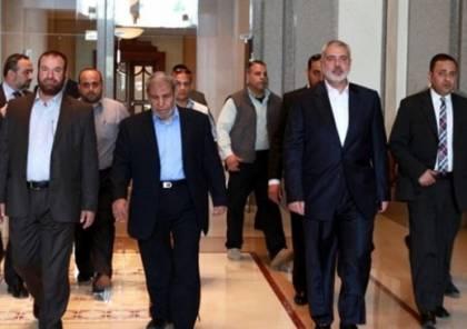 حماس ودحلان يتفقان على تفعيل لجنة التكافل