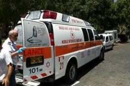الخليل: اصابة طفل اثر دهسه من قبل سيارة مستوطنيين