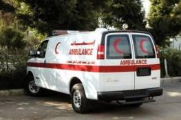 وفاة عامل فلسطيني في حادث دهس على حاجز قلنديا