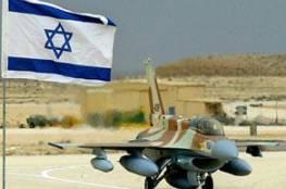 الطيران الحربي الإسرائيلي يقصف مقرات للجيش السوري قرب دمشق