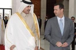 """""""إندبندنت"""" : صفقات تميم والأسد وراء ازمة قطر والدوحة لا ترغب برحيل الاسد"""