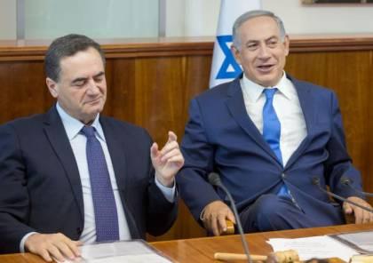 نتنياهو يتجه إلى تعيين كاتس وزيراً للخارجية