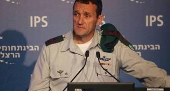 رئيس الاستخبارات الإسرائيلية- هليفي