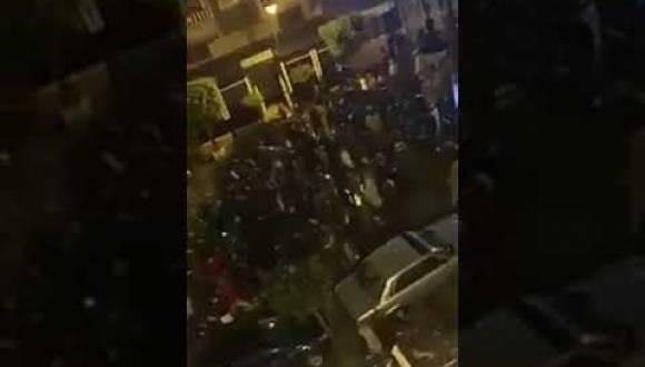 مظاهرات اهالي الاسكندرية ضد فيروس كورونا