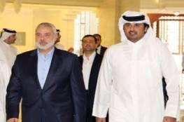 هنية: قطر وافقت على إيداع مبلغ 100 مليون دولار سنوياً لصالح صندوق الاعمار