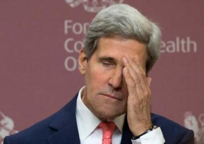 كيري ضجر من كثرة إتصالات وزراء خارجية عرب: ارحمونا وتعاملوا مع السفراء