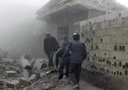 39 قتيلًا في معارك بين النظام والفصائل في ادلب
