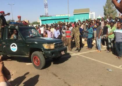 الأمن السوداني يفشل بفض اعتصام الخرطوم
