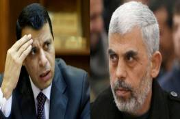 صحيفة : دحلان يسبب خلافات داخل قيادة حماس والتفاهمات معه ستمضي قدما