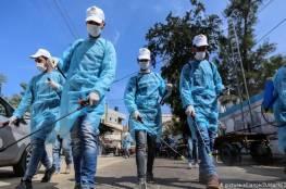 الطب الوقائي بغزة: نريد السيطرة على الوباء والوصول لمرحلة التعايش مع الفيروس