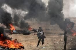 الأمم المتحدة تدعو لحماية المتظاهرين على حدود غزة