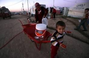 مأساة الأطفال السوريين