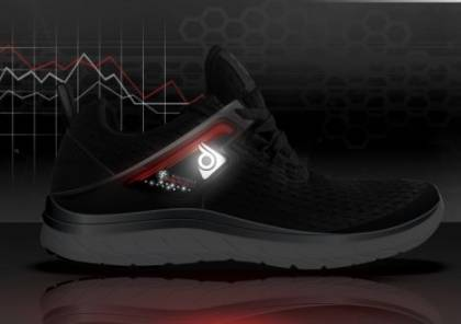 صانعو أحذية Digitsole يقدمون الحذاء الرياضي الذكي