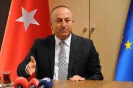 """وزير الخارجية التركي يتهم دولة بالتستر على مدبري """"الانقلاب الفاشل"""""""