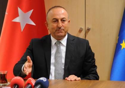 أوغلو: دول عربية تضغط على السلطة والأردن للقبول بإعلان ترامب