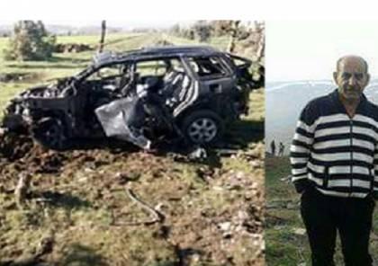 غارة إسرائيلية تستهدف سيارة بين القنيطرة ودمشق وتقتل من بداخلها