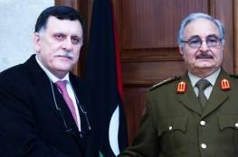 القاهرة : السراج يعود إلى طرابلس بعد رفض حفتر لقاءه