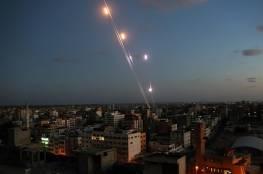 الاحتلال يعلن سقوط صاروخ في النقب