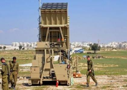 الاحتلال ينشر القبة الحديدية في تل ابيب وموقع عبري يزعم اكتشاف نفق قرب عسقلان