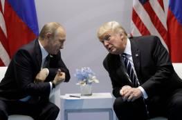 ما هي رسالة التهديد التي نقلها بوتين للرئيس عباس من ترامب ؟