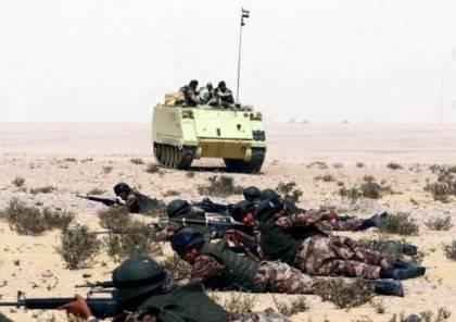 مقتل 27 مسلحا وتوقيف 114 آخرين في سيناء